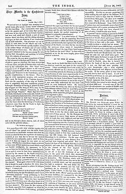 The Index – 26 June 1862